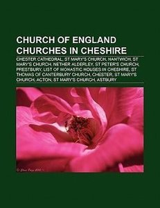Church of England churches in Cheshire