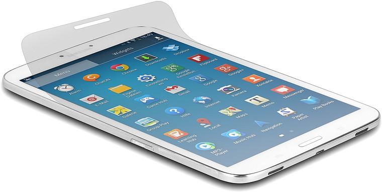 NUANCE Screen Protector Kit - Anti-reflection - for Galaxy Tab 3 - zum Schließen ins Bild klicken