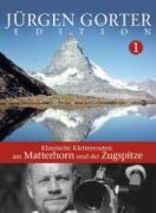 Kletterrouten: Matterhorn & Zugspitze