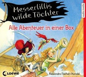 Messerlillis Wilde Töchter (Box)
