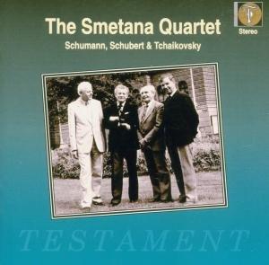 Piano Quintett op.44/Streichquartett