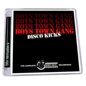 Disco Kicks-Complete Moby Dick Recordings (2CD)