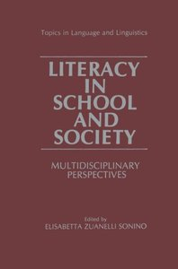 Literacy in School and Society