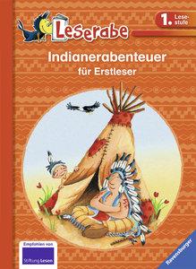 Indianerabenteuer für Erstleser