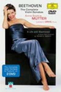 Anne-Sophie Mutter - Beethoven - The complete violin sonatas