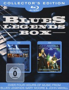 Blues Legends Box (Collector's Edition)