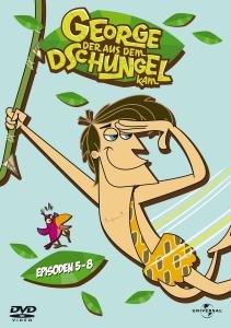 George,Der aus dem Dschungel Kam 5-8