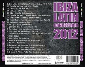 Ibiza Latin Dancefloor 2012 Vol.2