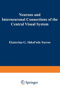 Neurons and Interneuronal Connections of the Central Visual Syst