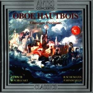 Sonaten Für Oboe