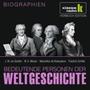 Goethe/Mozart/Robespierre/Schiller