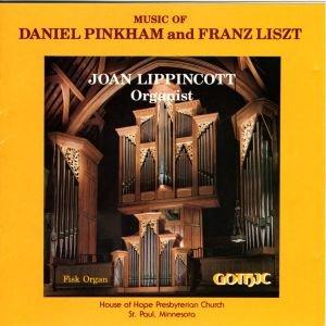 Music of Pinkham & Liszt