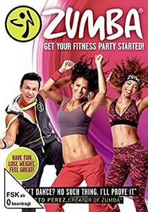 Zumba - Get your Fitness Party Started!
