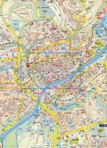 Ulm / Neu-Ulm 1 : 15 000 Stadtplan
