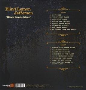 Black Snake Moan (Limited Edition)