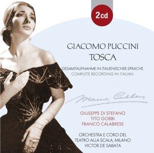 Puccini: Tosca (GA/Callas)