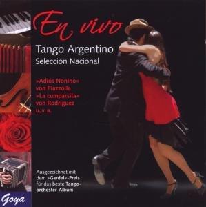 Seleccion Nacional De Tango.En Vivo