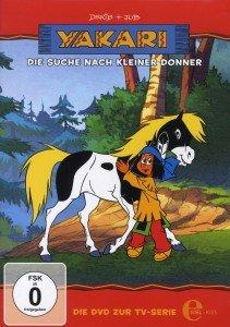 """Yakari 11 """"Die Suche nach Kleiner Donner"""""""