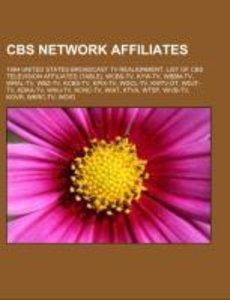 CBS network affiliates