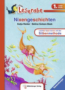 Leserabe mit Mildenberger. Nixengeschichten