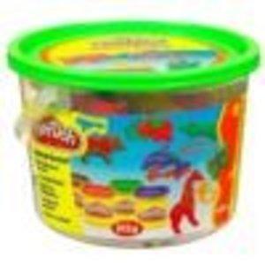 Play-Doh Spaßeimer. Wechselnd sortierte Motive