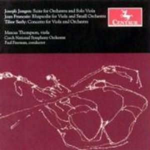 Viola Und Orchester