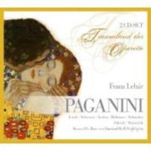 Paganini (Lehar,Franz)