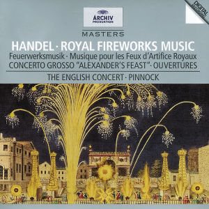 Feuerwerksmusik/Concerti Grossi HMV 335a/+