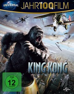 King Kong-Extended Version Jahr100Film
