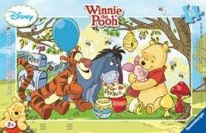 Disney Winnie the Pooh. Winnies Honigparty Rahmenpuzzle (15 Teil