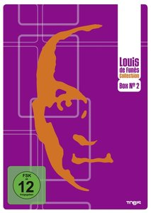 Louis De Fun?s DVD Coll Box 2
