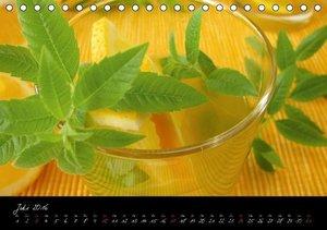 Aus Liebe zum Tee (Tischkalender 2016 DIN A5 quer)