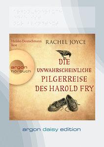 Die unwahrscheinliche Pilgerreise des Harold Fry (DAISY Edition)