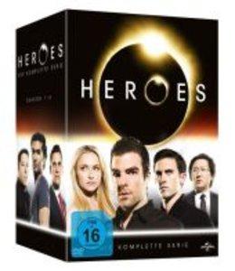 Heroes - Gesamtbox