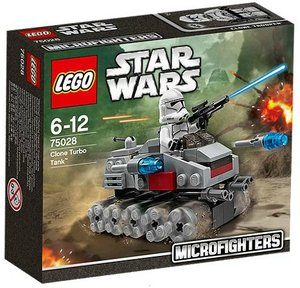 LEGO® Star Wars 75028 - Clone Turbo Tank