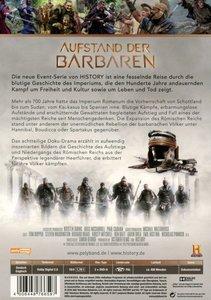 Aufstand der Barbaren - Die Geschichte der grössten Rebellen des