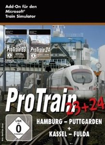 Train Simulator - Pro Train 23+24 Bundle