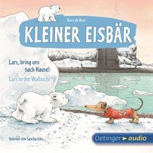 Kleiner Eisbär. Lars, bring uns nach Hause! / Lars in der Walbuc
