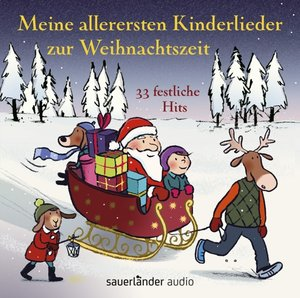 Meine allerersten Kinderlieder zur Weihnachtszeit