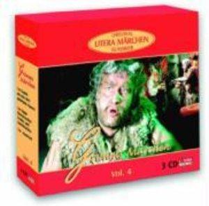 Grimms Märchen 4. 3 CDs