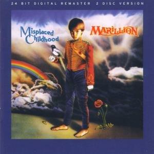 Misplaced Childhood (+Bonus CD)