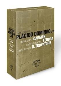 Placido Domingo Live