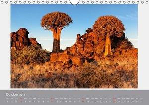 Namibia Desert colours 2015 (Wall Calendar 2015 DIN A4 Landscape