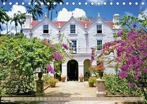 Inselparadiese der Karibik (Tischkalender 2018 DIN A5 quer)