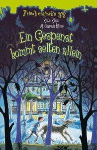 Friedhofstraße 43 Band 03. Ein Gespenst kommt selten allein