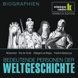Mohammed/Karl der Grosse/Hildegard von Bingen