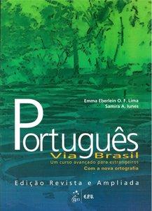 Português via Brasil. Kursbuch
