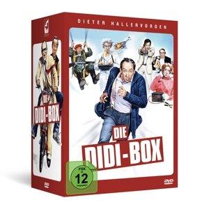 Die Didi-Box - Hallervordens Kultkomödien