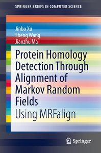 Protein Homology Detection Through Alignment of Markov Random Fi