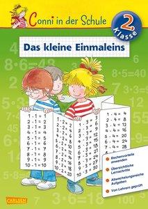 Sörensen, H: Conni in der Schule: 2. Kl. kleine Einmaleins